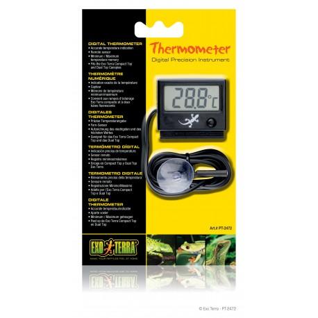 Exo Terra Termometro digitale LCD per terrario rettili cod. PT2472