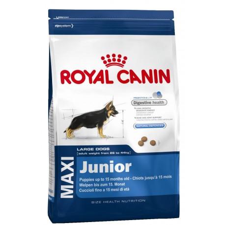 Royal Canin Maxi junior 15 Kg Crocchette per Cuccioli