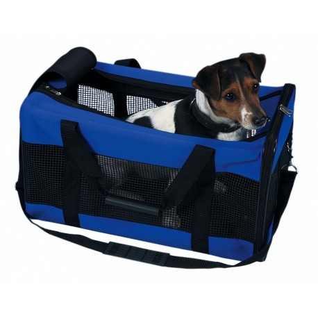Trixie Jamie Borsa trasportino per cane o gatto fino a 9 kg cod. 28751 colore blu