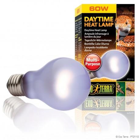 Exo Terra Daytime Heat Lamp 60w Lampada Diurna per Rettili e Anfibi