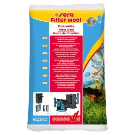 Sera Lana Vetro 250 gr. Ovatta Filtrante Sintetica per Acquario