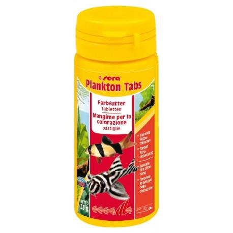 Sera Plankton Tabs 50 ml 33g 130tb Mangime per Pesci Acquario