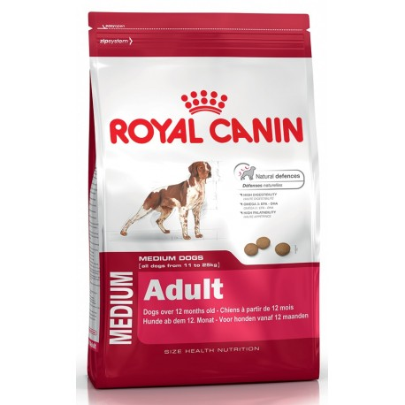 Royal Canin Medium Adult 15 Kg Crocchette per Cane
