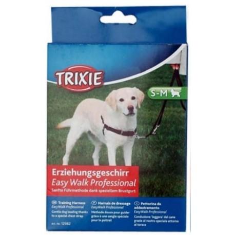 Trixie Pettorina Addestramento Easy Walk Professional S-M per Cane Taglia Piccola