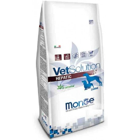Monge VetSolution Canine Hepatic 12 kg