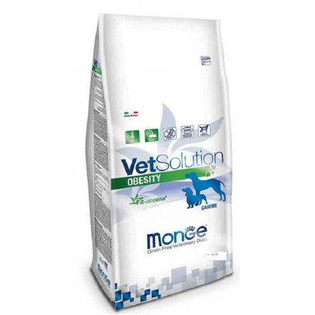 Monge VetSolution Canine Obesity 12 kg