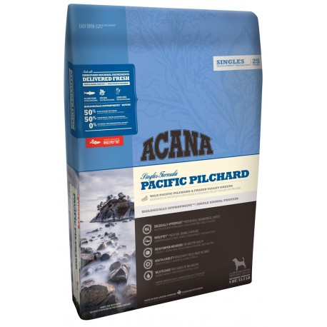 Acana Dog Singles Pacific Pilchard 11,4 kg Crocchette per Cani