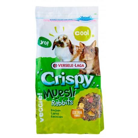 Versele Laga Cuni Crispy Muesli Rabbits 1 kg