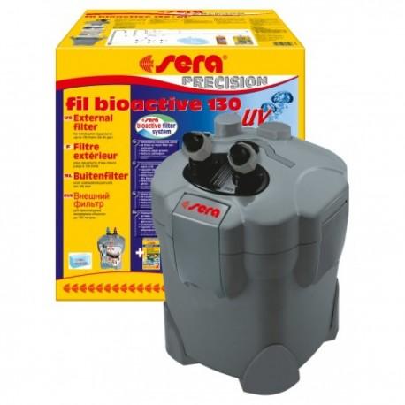 Sera Fil Bioactive 130 + UV Filtro esterno per Acquario 130 LT