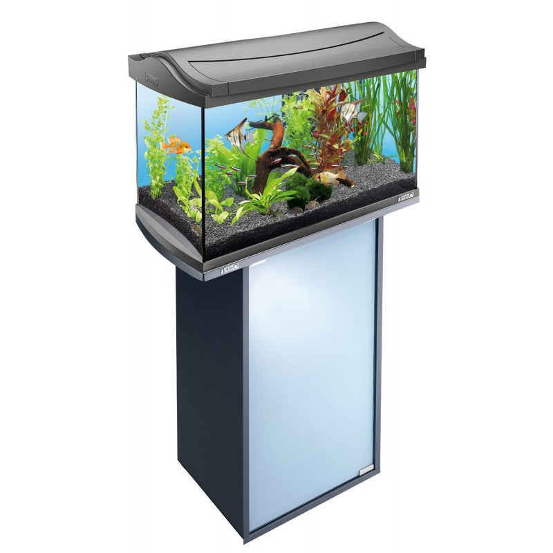 mobile per acquario tetra aquaart 60 antracite