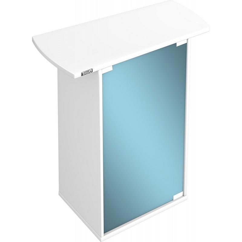 Mobile per acquario tetra aquaart 60 bianco for Mobile per acquario