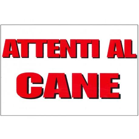 Trixie Cartello Attenti al Cane 25 x 15 cm