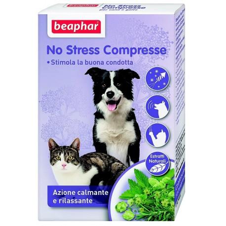 Beaphar No Stress Compresse per Cane e Gatto