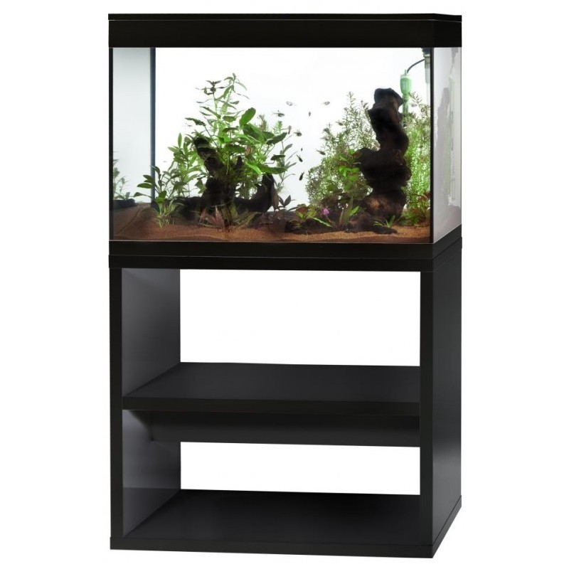 Askoll pure stand xl e xl high cube nero for Mobile per acquario
