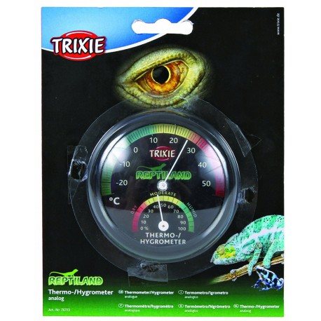 Trixie Termometro Igrometro Analogico Cod. 76113