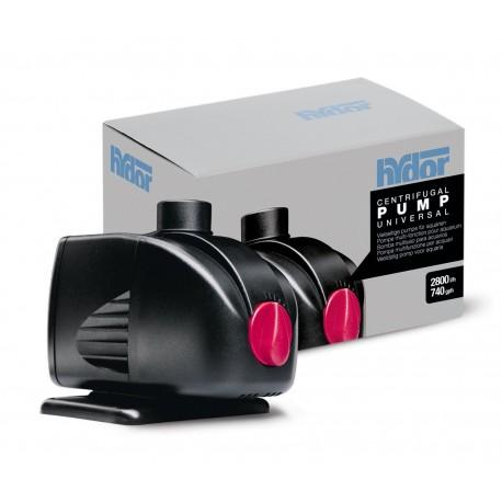 Hydor Pompa Seltz L40 2800 l/h per Filtro Acquario