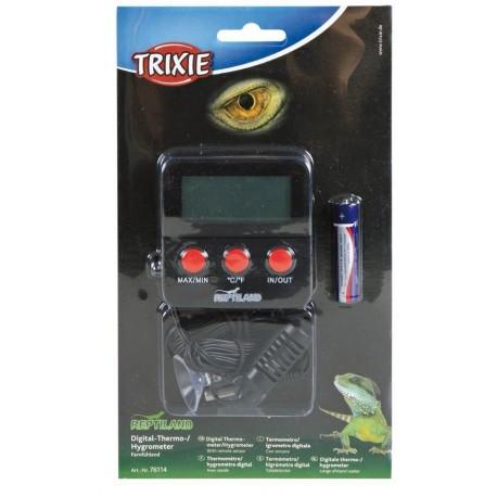 Trixie Termometro Igrometro Digitale con sensore cod.76114