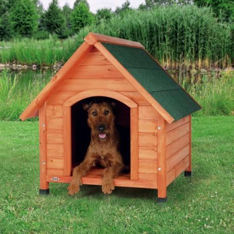 Trixie Cuccia Casetta Cottage con Tetto Spiovente per Cani Taglia M