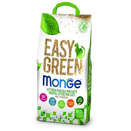Monge Easy Green Lettiera vegetale ecologica 10 litri