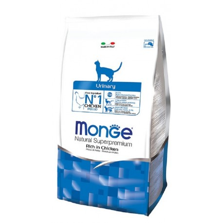 Monge Gatto Natural Superpremium Urinary 400 gr