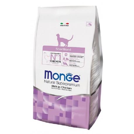 Monge Gatto Natural Superpremium Sterilised 400 gr