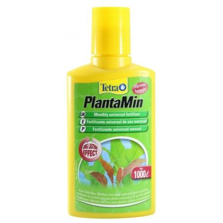 Tetra PlantaMin 250 ml ex FloraPride Fertilizzante per piante acquario