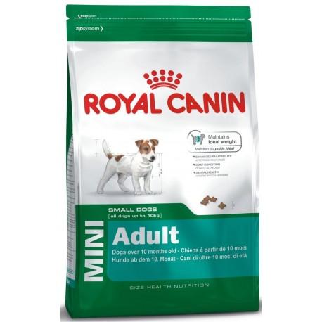 Royal Canin Mini Adult 800 gr Crocchette per Cane Taglia Piccola
