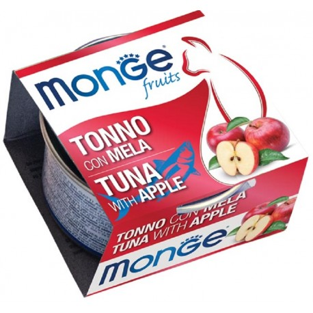 Monge Fruits Tonno con Mela 80 gr
