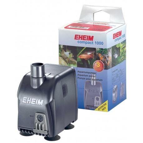 Eheim Compact 1000 Pompa per Acquario max 600 lt