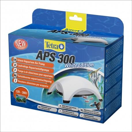 Tetra aps 300 Bianco aeratore per acquario 120-300 lt max