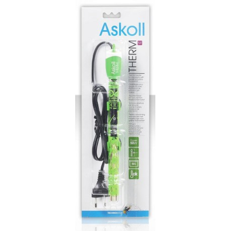 Askoll Therm M 50W Riscaldatore per acquario