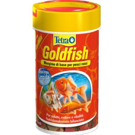 Tetra GoldFish 250 ml 52g Mangime in Fiocchi per Pesci Rossi