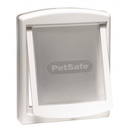 Petsafe Staywell 760 Porta Basculante Bianca per Cane max 45 Kg