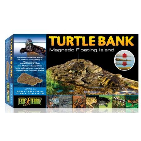 Exo Terra Turtle Bank Medium isola galleggiante PT3801