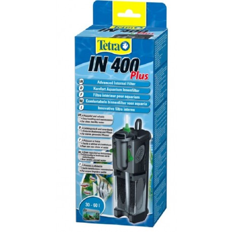 Tetra IN Plus 400 Filtro Interno per Acquario