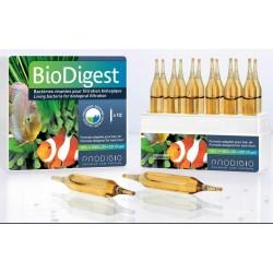 Prodibio Biodigest 12 fiale Batteri per Acquario Dolce e Marino