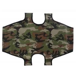 Leopet Telo di ricambio militare per brandina pieghevole per cani cm 90 x 55
