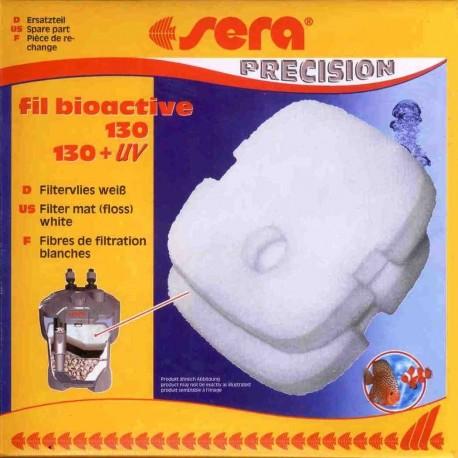 Sera Ovatta Bianca per Filtro Esterno Bioactive 130 e 130+UV
