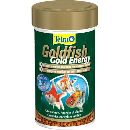 Tetra GoldFish Energy 250ml 113g Mangime energetico per Pesci Rossi