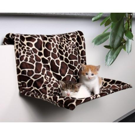 Trixie Amaca culla gatto per Radiatore Giraffa cod. 43208