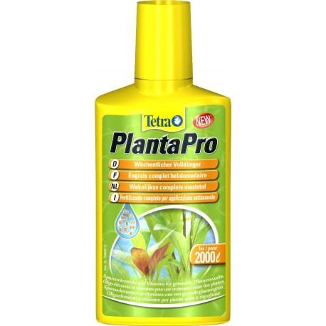 Tetra Planta Pro 250ml fertilizzante settimanale per piante acquario