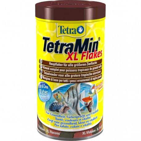 Tetra Tetramin Flakes XL 1000 ml 160g mangime in fiocchi grandi pesci acquario