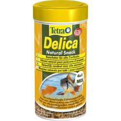 Tetra Delica 4in1 Mix 250 ml 30g mangime per pesci acquario
