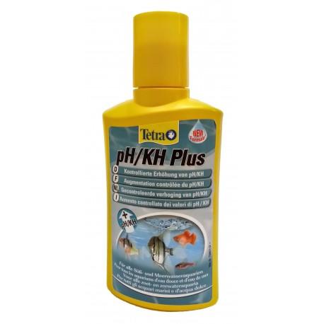 Tetra pH/KH Plus 250ML per 1000lt Aumento controllato del ph e Kh per acquario