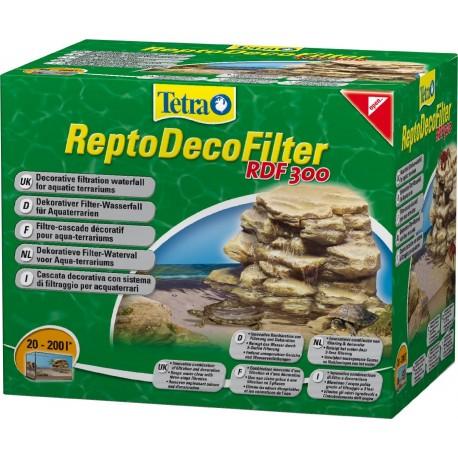 Tetra Repto DecoFilter isola cascata con filtro per tartarughiera