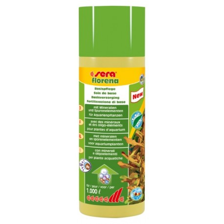 Sera Florena Fertilizzante per piante acquario