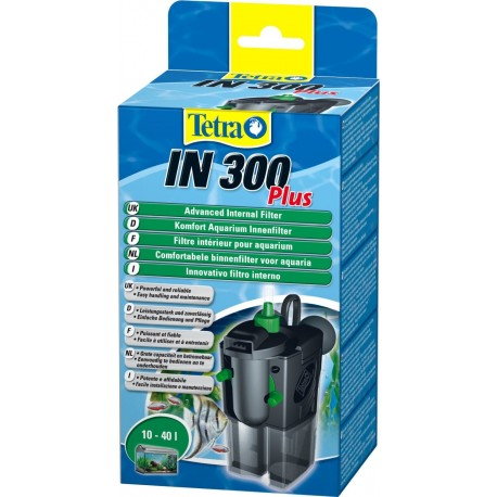 Tetra IN Plus 300 Filtro Interno per Acquario