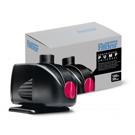 Hydor Pompa Seltz L30 1200 l/h per Filtro Acquario