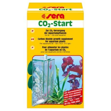 Sera CO2 Start Diffusore e pastiglie per Acquario