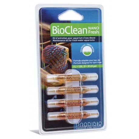 Prodibio Bioclean Fresh Nano 4 fiale biocondizionatore acquario dolce